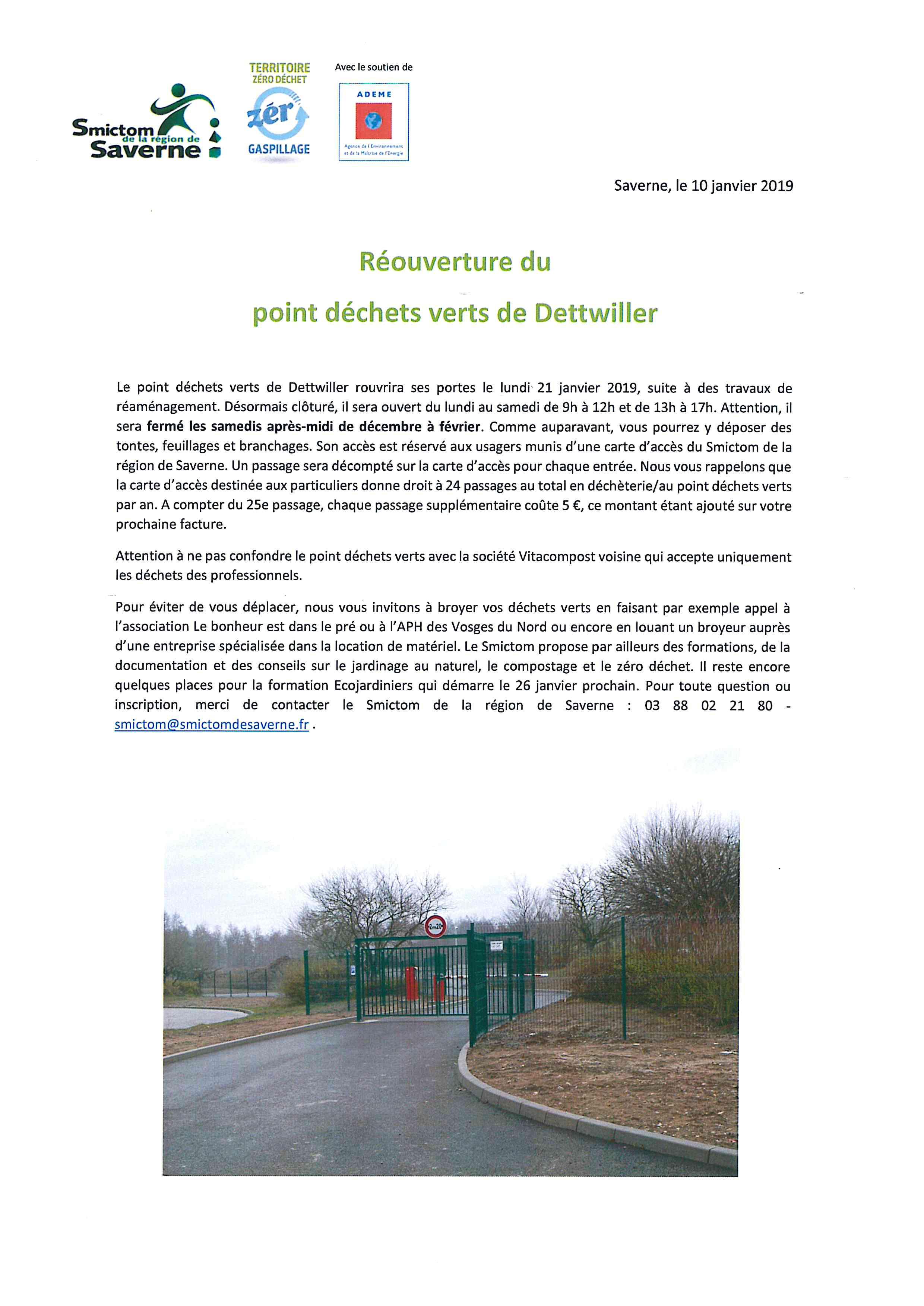 Collecte des déchets   Commune de Waldolwisheim